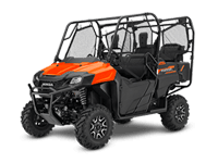 UTVs sold at Cycle City Inc in Escanaba, MI